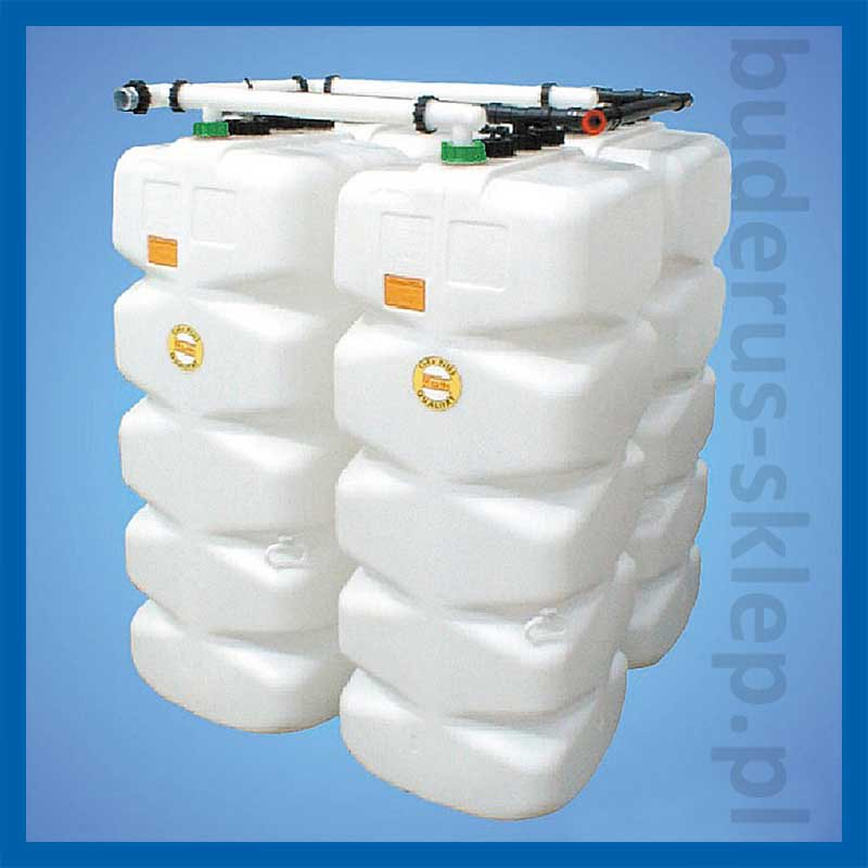Fantastyczny Roth jednopłaszczowe kompaktowe zbiorniki do magazynowania oleju  HL-02